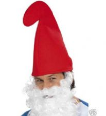 Gnome Hat (Red)